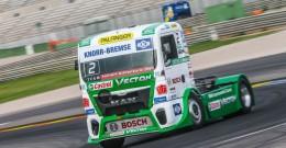 Bosch в перегонах European Truck Racing Championship