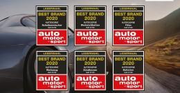Auto Motor and Sport представило переможців престижної премії